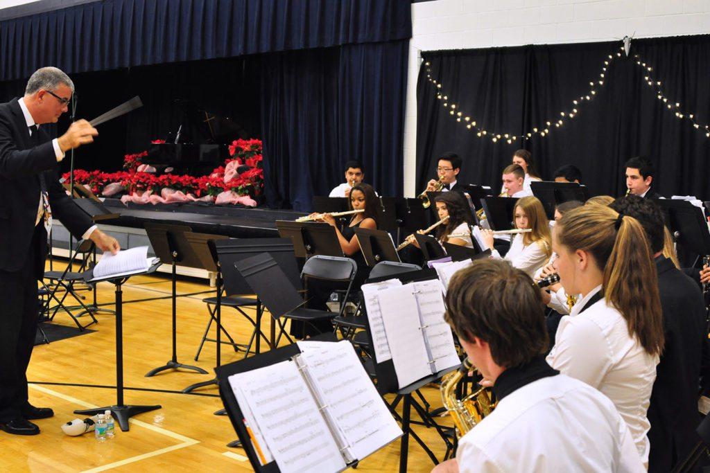Academys Instrumental program